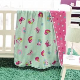 Cobertor Baby Nórdico carriola cloy - Envío Gratuito
