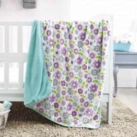 Cobertor Baby Siberia Cuna garden - Envío Gratuito
