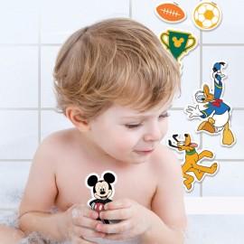 Sticker de Foamy para Bañera Mickey Mouse ©Disney 10 pzas - Envío Gratuito