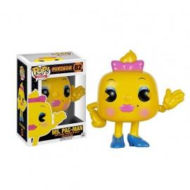 Coleccionable Funko Pop Games Pac-Man Ms. Pac-Man Funko - Envío Gratuito