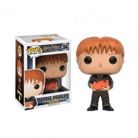 Coleccionable Funko Pop Movies Harry Potter G.Weasley Funko - Envío Gratuito