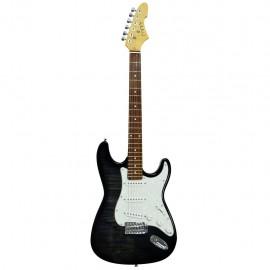 Guitarra Eléctrica Mars Rock ST FM - Envío Gratuito