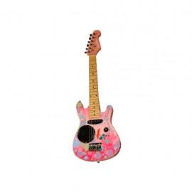 """Guitarra Eléctrica Infantil Smithfire Ariel """"La Sirenita"""" - Envío Gratuito"""