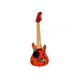 Guitarra Eléctrica Infantil Smithfire Mickey Mouse - Envío Gratuito