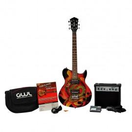 Guitarra Eléctrica Washburn Vnpak Vince Neil - Envío Gratuito