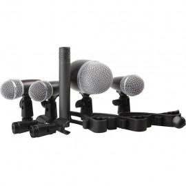 Micrófonos Proel set para batería - Envío Gratuito