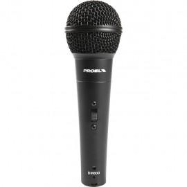 Microfono Proel Vocal - Envío Gratuito