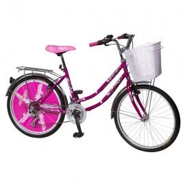 Bicicleta Bimex City Bike Lady R24 - Envío Gratuito