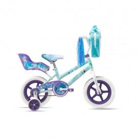 Bicicleta Veloci Frozen R12 - Envío Gratuito