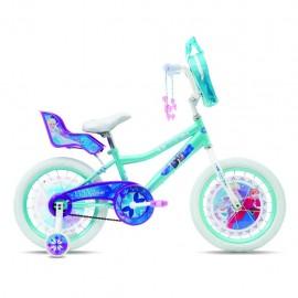 Bicicleta Veloci Frozen R16 - Envío Gratuito