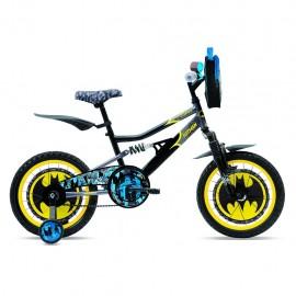 Bicicleta Veloci Batman R16 - Envío Gratuito