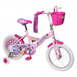 Bicicleta Bimex Princess R16 - Envío Gratuito