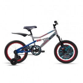 Bicicleta Veloci Superhéroes R16 - Envío Gratuito