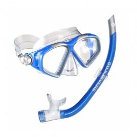Set de Visor y Snorkel Cozumel U.S Divers USDCOZU - Envío Gratuito
