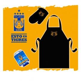 Paquete Asador Tigres - Envío Gratuito