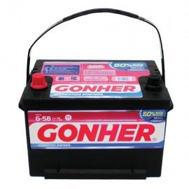 Batería Gohner G58 - Envío Gratuito