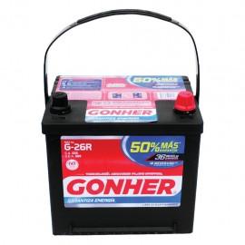 Batería Gonher G26R - Envío Gratuito