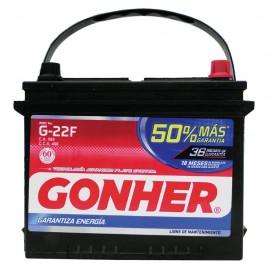 Batería Gonher G22F - Envío Gratuito