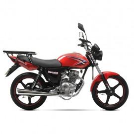 Motocicleta de Trabajo Kurazai Dlivery Roja 150 cc - Envío Gratuito