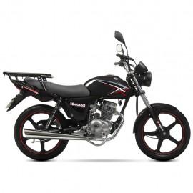 Motocicleta de Trabajo Kurazai Dlivery Negra 150 cc - Envío Gratuito