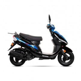 Motocicleta Tipo Scooter Kurazai Surfer2 Azul 125 cc - Envío Gratuito