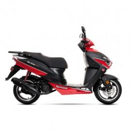 Motocicleta Tipo Scooter Kurazai Blade2 Roja 150 cc - Envío Gratuito
