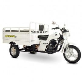 Motocarro Kurazai Denka Blanco 197 cc - Envío Gratuito
