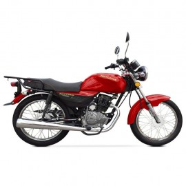 Motocicleta de Trabajo Kurazai Partner 2 Roja 150 cc - Envío Gratuito