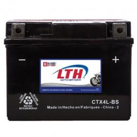 Moto Bateria LTH CTX-4LBS - Envío Gratuito