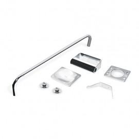 Accesorios para baño fabricados en acero inoxidable pulido - Envío Gratuito