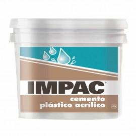 Cemento Impac impermeabilizante, 3,8 litros - Envío Gratuito