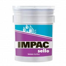 Sellador acrílico Impac de 19 litros - Envío Gratuito