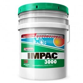 Impermeabilizante y aislante térmico Impac 3000 - Envío Gratuito