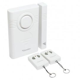 Alarma de seguridad inalámbrica con control remoto Sanelec - Envío Gratuito