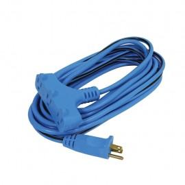 Extensión uso rudo 60 cm azul power block - Envío Gratuito