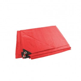 Lona premium 3x3m roja - Envío Gratuito