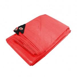 Lona premium 4x5m roja - Envío Gratuito