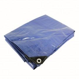 Lona premium 3x4m azul - Envío Gratuito