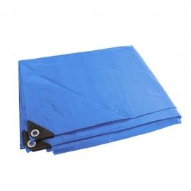 Lona premium 5x6m azul - Envío Gratuito