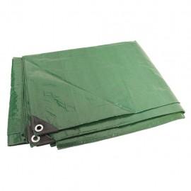 Lona premium 5x6m verde - Envío Gratuito